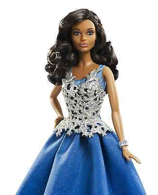 2016 Barbie Collector The Peace Hope Love Collection Holiday African American