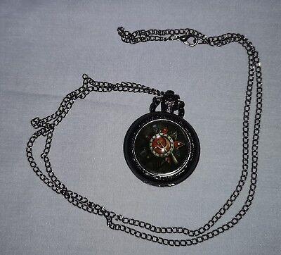 Russian Pocket Watch CCCP Hammer Sickle Army Cold War Old KGB WW2 WW1 Army Retro 6