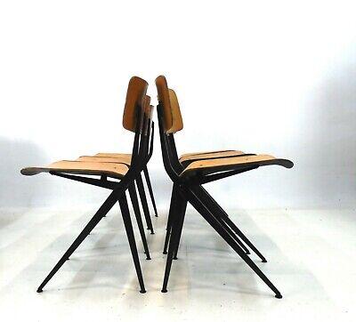 Result Chair Stühle , industriele Design  1967er Jahre 2