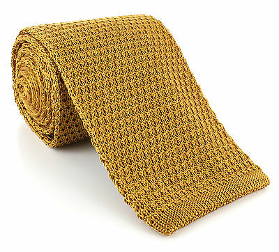 Michelsons UK - 8cm Silk Knitted Ties