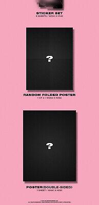BLACKPINK [KILL THIS LOVE] 2nd Mini Album RANDOM CD+Photo Book+Card+etc 12