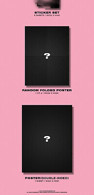 BLACKPINK [KILL THIS LOVE] 2nd Mini Album CD+POSTER+PBook+Card.F.Poster+etc+GIFT 12
