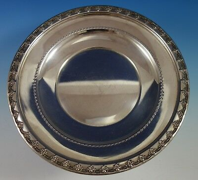 """Tara by Reed & Barton Sterling Silver Serving Plate #X458 10 3/4"""" (#2686) 2"""