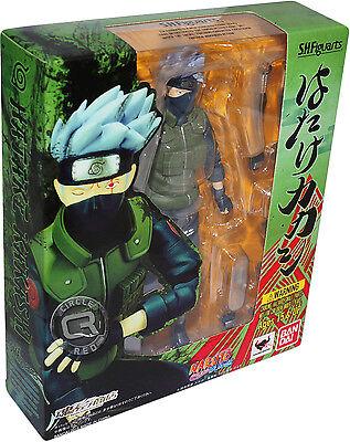 S.H.Figuarts Naruto Shippuden Hatake Kakashi Action PVC Figure Toy New No Box 7