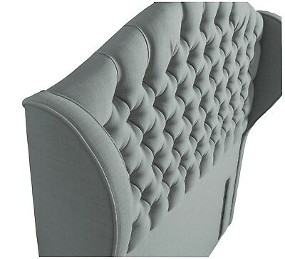 Cosenza Floor Standing Headboard Various Sizes and Colours Plus Swatch 3