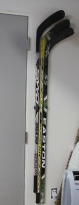 Hockey Stick Hanger Holder Display Nhl Autographed Game Used Wall Mount