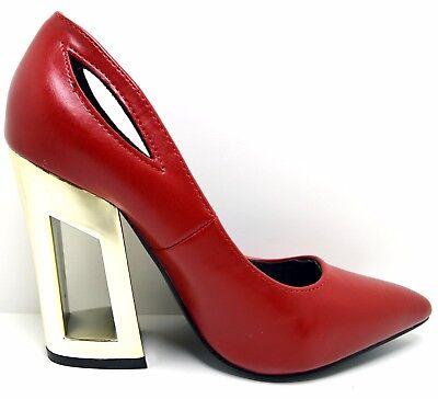 ... Decollete elegante scarpa modello mary jane scarpe da donna con tacco 10  7 164b8a4aac7