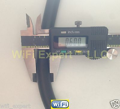 TIMES® 30/' LMR600 Antenna Jumper Patch Coax Cable N MALE Connector CB HAM RF GPS