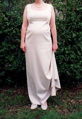 Robe De Mariee Pour Femme Enceinte Sans Manche Veste Taille 3