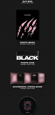 BLACKPINK [KILL THIS LOVE] 2nd Mini Album CD+POSTER+PBook+Card.F.Poster+etc+GIFT 7