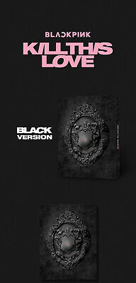 BLACKPINK [KILL THIS LOVE] 2nd Mini Album CD+POSTER+PBook+Card.F.Poster+etc+GIFT 6