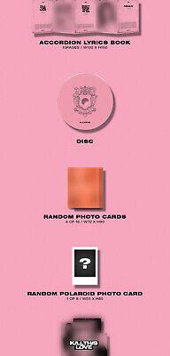 BLACKPINK [KILL THIS LOVE] 2nd Mini Album RANDOM CD+Photo Book+Card+etc 11