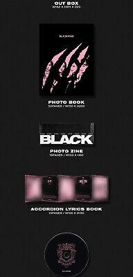 BLACKPINK [KILL THIS LOVE] 2nd Mini Album RANDOM CD+Photo Book+Card+etc 7