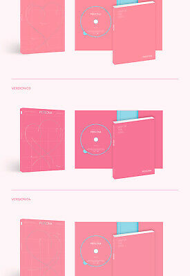 BTS MAP OF THE SOUL:PERSONA Album CD+POSTER+2ea P.Book+2p Card+Film+GIFT SEALED 3