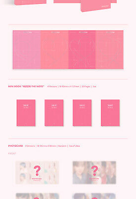 BTS MAP OF THE SOUL:PERSONA Album CD+POSTER+2ea P.Book+2p Card+Film+GIFT SEALED 4