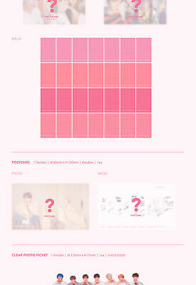 BTS [MAP OF THE SOUL:PERSONA] Album RANDOM CD+POSTER+2F.Buch+2Karte+Film SEALED 5
