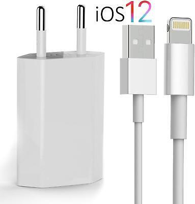 Original Apple Lightning Kabel 1m Ladekabel (MD818ZM/A) für iPhone 5,6,7,8, X 2