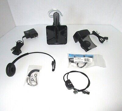 Plantronics CS540 Wireless Headset System + HL10 Lifter (A) 4