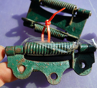"""Pick One Set ...Double Spring Hinges for Swinging Doors """"Repurpose Projects"""" 2"""