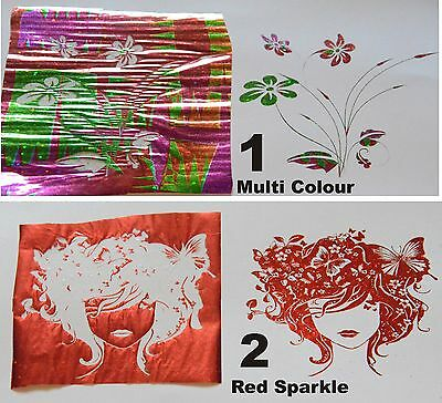 Toner Foil Craft Cards Laser Printer Heat Holographic 10cm x 8m Laminator Hot