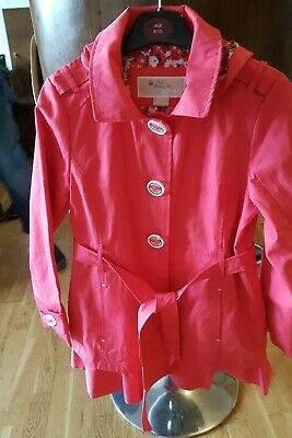 Girls Age 6 Rain Coat Michael Kors 2
