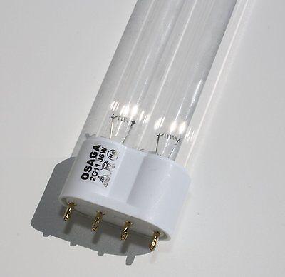 UVC Osaga UVC Leuchte Ersatzleuchte 36W PL2G11 2