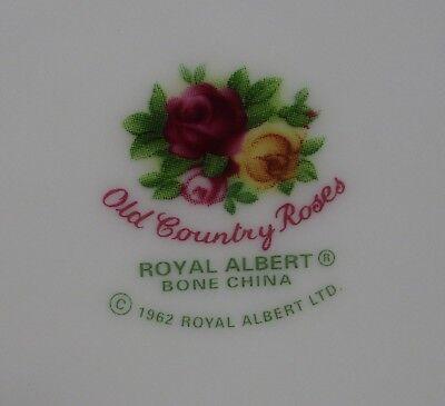 2X Royal Albert Old Country Rose Set 2 Rim Soup Bowls Cereal Bowls Never Use 12