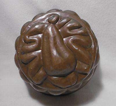 ++ schöne alte  Kupfer Backform - Kupfermodel / Kuchenform Ø 18,5 cm ++ 3