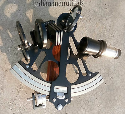 Antique Sextant~Astronomical Ship Instrument~Navegational Sextant~Marine Gifts 6