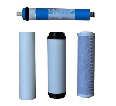 Equipo Osmosis Inversa 5 Etapas Con Bomba 3