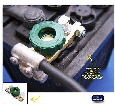 CORA 000103008 Dispositivo Staccabatteria Rapido per Auto