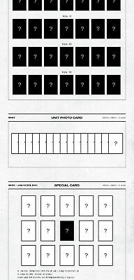 MONSTA X [TAKE.1 ARE YOU THERE?] 2nd Album Ver.II CD+FotoBuch+2p Karte+Pre-Order