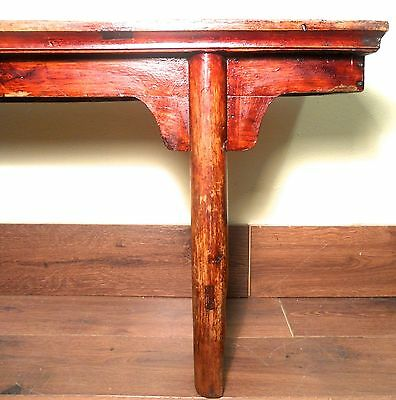 Antique Chinese Ming Bench (3273), Cypress Wood, Circa 1800-1849 3