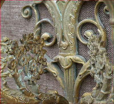 Elegant French Empire Ormolu Bronze 3 Lights Sconce with  P F Thomire 1810 5