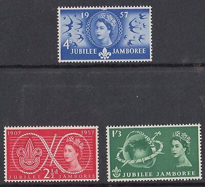 GB QE2 1953 to 1967 Predecimal Commemorative Sets MNH. Choice of Sets. 2