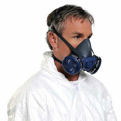 Moldex 7000 Series Half Face Respirator Mask with Cartridge Option 3
