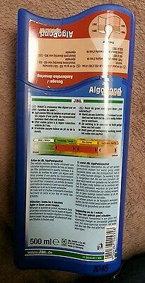 JBL AlgoPond Spectral 500ml bloquer le développement des algues 2