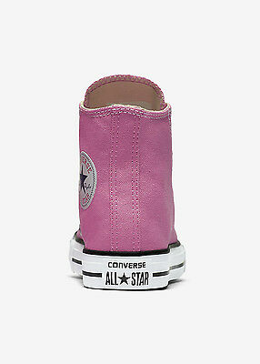 1e6831b18e74 ... CONVERSE Chuck Taylor All Star Hi Top Pink Shoes Youth Kids Girls  Sneakers 3J234 3