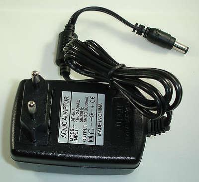 Fuente De Alimentación Adaptador Convertidor UE Plug AC 100-240V DC 5V 3A 3