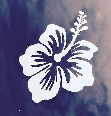 Mrs Grossman HIBISCUS Stickers HAWAIIAN FLOWERS HAWAII ISLANDS