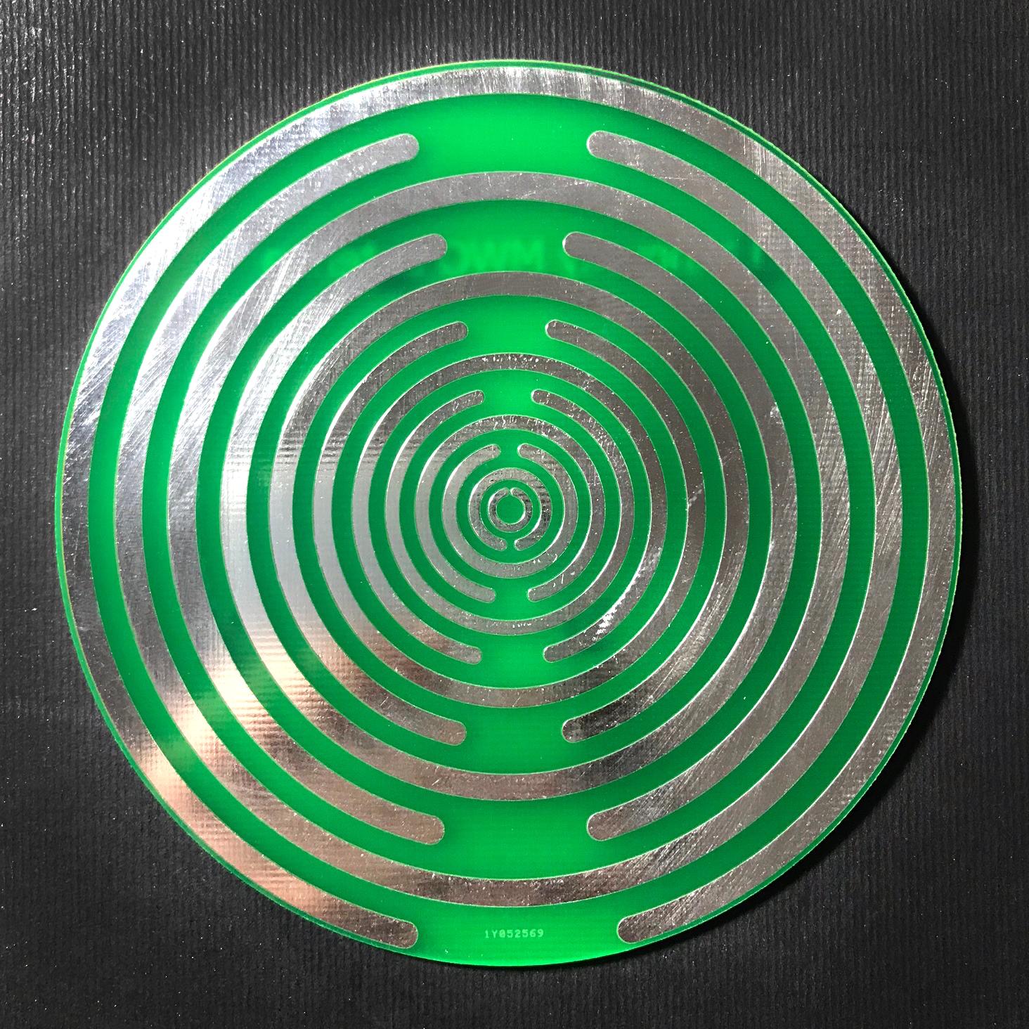 MWO Lakhovsky Golden Ratio antenna 10cm, tesla coil antenna 2