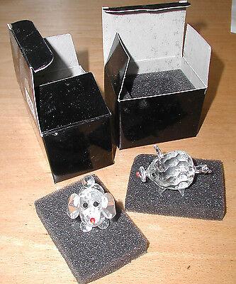 Set of 5 Crystal Glass Animals 2