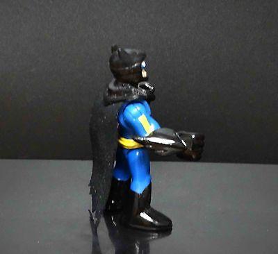"""LOT OF 3 IMAGINEXT DC SUPER FRIENDS BATMAN ACTION FIGURE 3/"""" #KD8"""