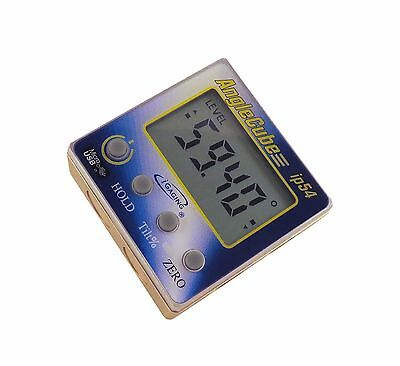 Angle Cube Gen 3 iGaging IP54 Rechargeable Digital Level Protractor Inclinometer 2