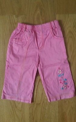 Girl's cropped trousers to 3 years 2