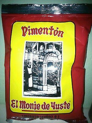 Pimenton agridulce  de la Vera. Bolsa 500 gr.SPANISH PAPRIKA PEPPERS bitersweet 2