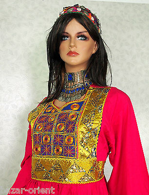 Orient Nomaden Tracht afghani kleid Tribaldance afghanistan traditional dress P6 4