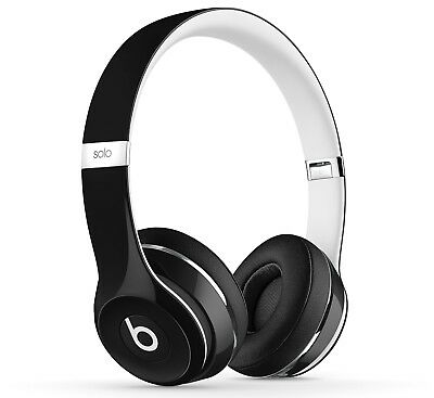 Beats by Dr. Dre Solo 2 Wired Headband Headphones 6