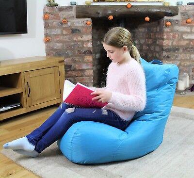 Bean Bag Gamer Beanbag Indoor Outdoor Gaming Garden Recliner Cushion Kids Chair 11