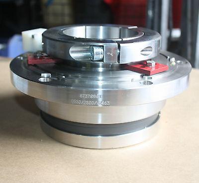 Deckel ST026 1 Messerabstreifbehälter Einbaumodell Edelstahl 18//10 m